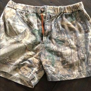 CHUBBIES Camo Shorts - Men's Size Large